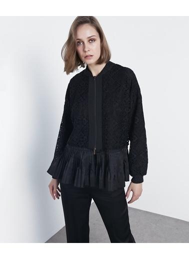 Ipekyol Ceket Siyah